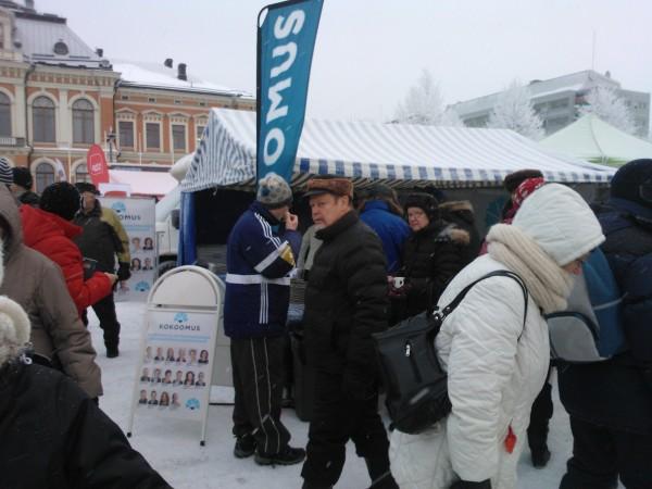 Kuopion Tammimarkkinat 2015