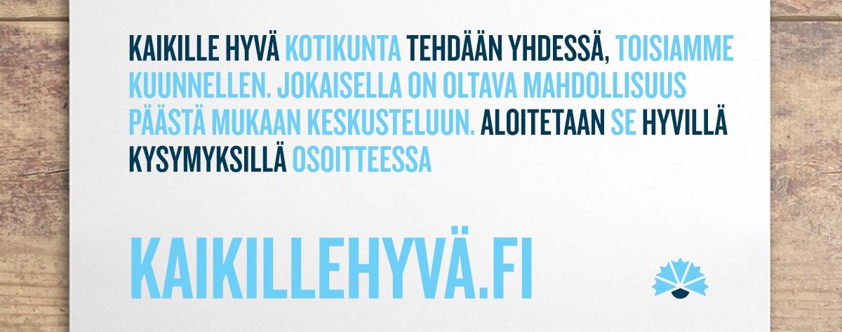 kaikillehyvä.fi