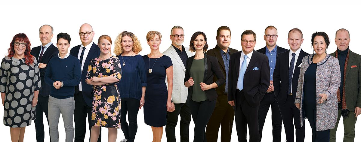 Tutustu Savo-Karjalan ehdokkaisiin